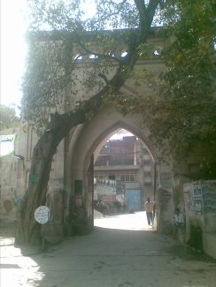 Kashmiri Gate