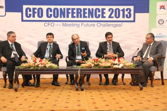 ICAP CFO - Conference 2013