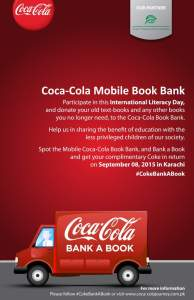 Book Bank Coke